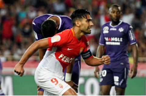 Monaco và Toulouse rượt đuổi tỉ số kịch tính trong ngày mở màn Ligue 1