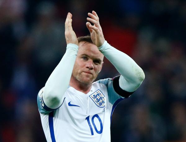 CHÍNH THỨC: Rooney bất ngờ nói lời chia tay ĐT Anh