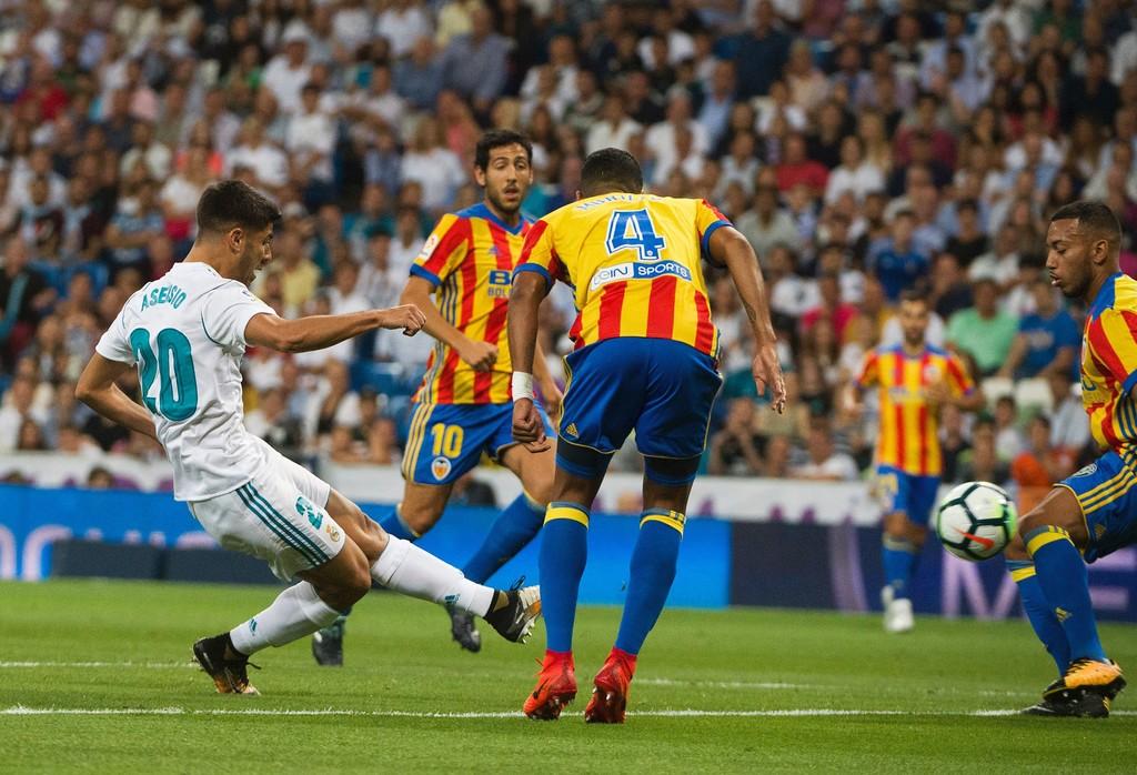 VIDEO: Real Madrid 2-2 Valencia (Vòng 2 La Liga 2017/18)