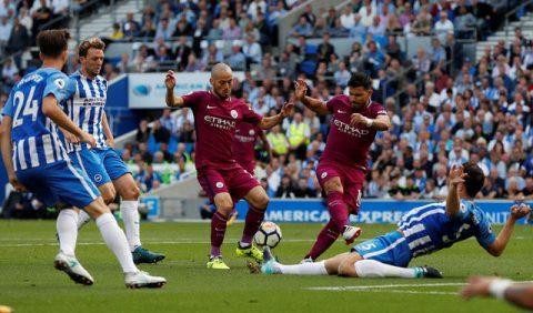 Đội hình của Brighton chỉ bằng 1/5 giá trị…đội dự bị Man City