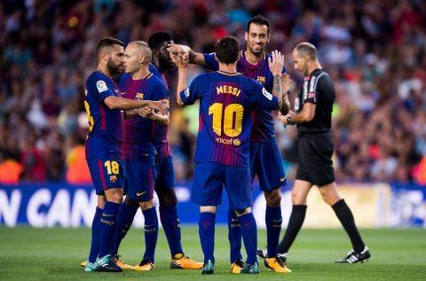 Kết quả Barcelona vs Chapecoense: Siêu sao tỏa sáng, Neymar có truyền nhân