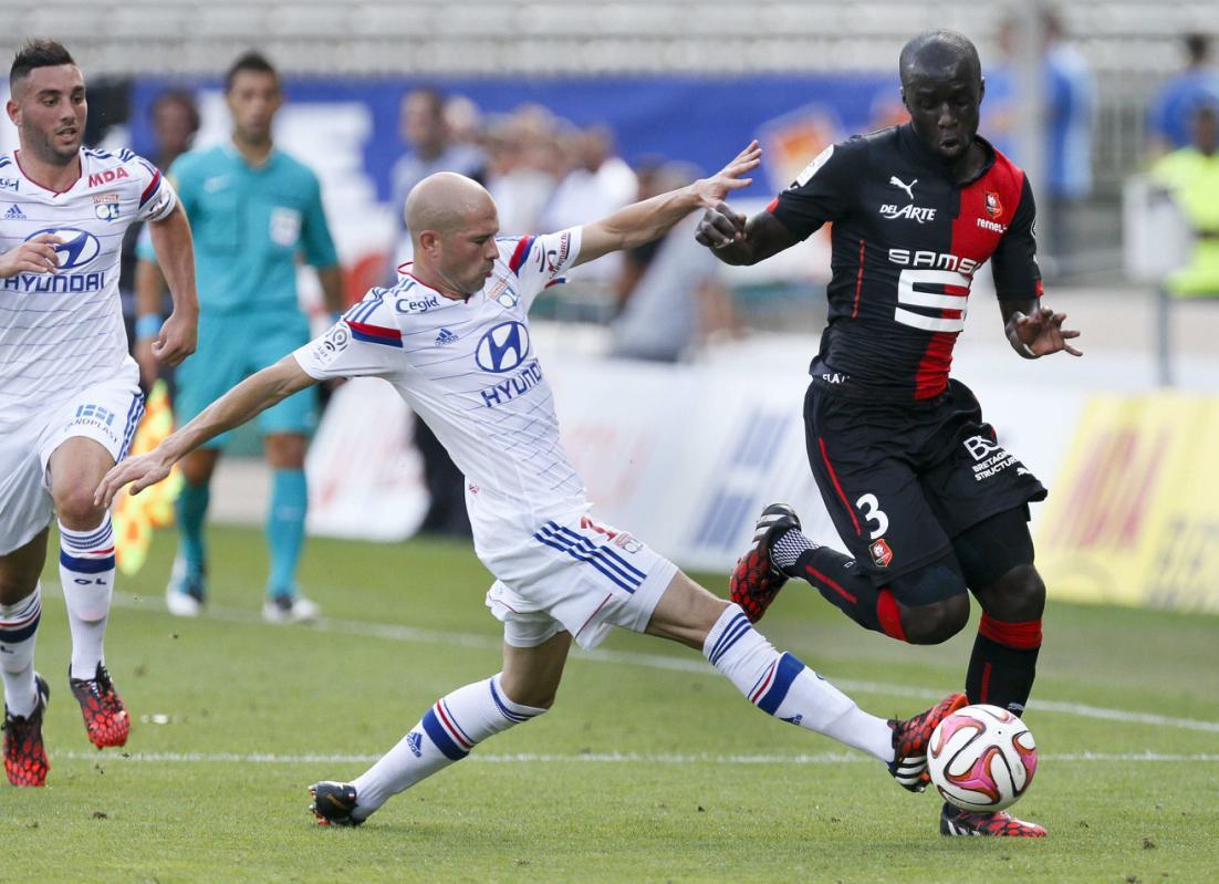 Lyon vs Rennes, 01h45 ngày 12/8: Sư tử gầm vang