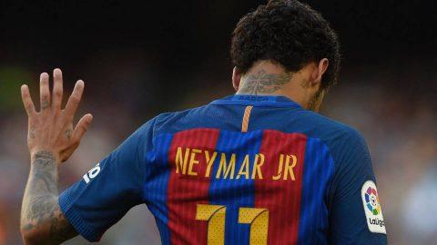 Cay cú tột độ, Barca khởi kiện đưa Neymar ra tòa
