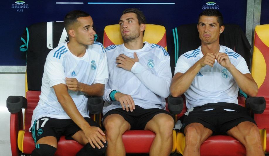 Sau gần 3 năm, Ronaldo mới lại có mặt…trên băng ghế dự bị Real