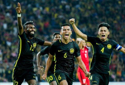 """""""Sát thủ"""" của U22 Malaysia nói gì khi được so sánh với Rooney?"""