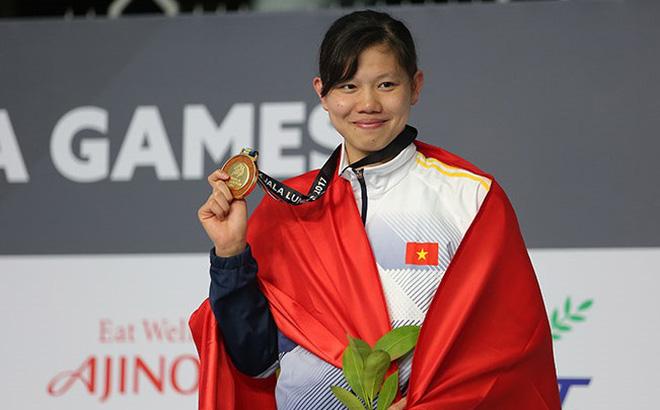 Bản tin SEA Games 26/08: Ánh Viên làm dậy sóng Malaysia; Hoàng Xuân Vinh mất vàng ở nội dung có vàng Olympic