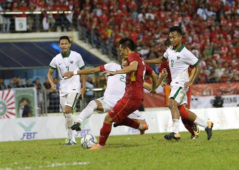 Được đánh giá chơi tốt, Tuấn Tài tiếp tục đá chính trận sinh tử với U22 Thái Lan?