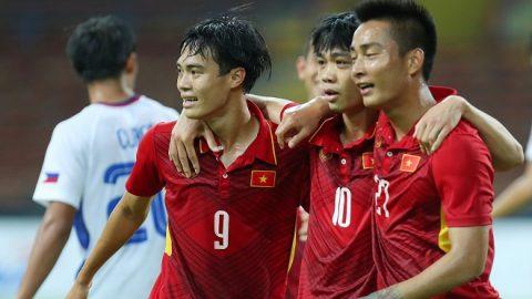 """Liên tục hủy diệt các đối thủ, báo quốc tế gọi U22 Việt Nam là """"độc cô cầu bại"""", """"gầm thét"""" ở SEA Games"""
