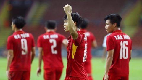 Việt Nam dừng bước ngay tại vòng bảng, Công Phượng vẫn được vinh danh tại SEA Games 29