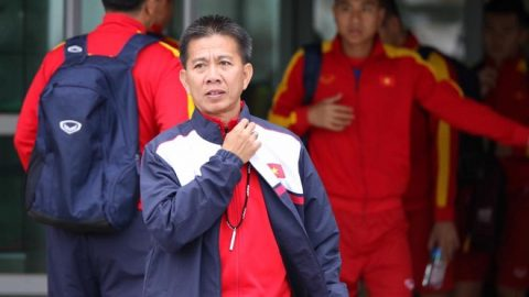 HLV Hoàng Anh Tuấn tái xuất sân cỏ cùng U18 Việt Nam