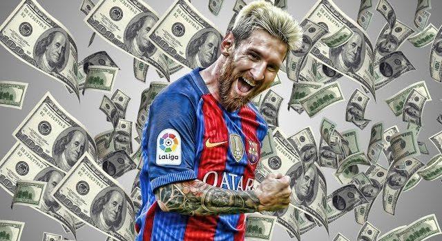 Lương của Messi đang quá cao so với những gì đã cống hiến