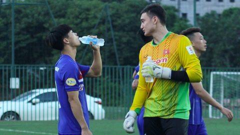 Vị trí thủ môn số 1 ĐT Việt Nam khó thoát khỏi tay Đặng Văn Lâm
