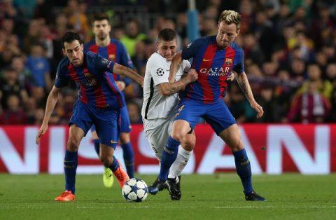 Chưa quên thù xưa, PSG đăng ảnh chế nhạo Barca sau trận thua Siêu cúp Tây Ban Nha