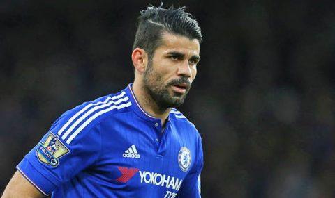 """Lo sợ phòng thay đồ """"nổi sóng"""", Chelsea cầu xin Diego Costa trở lại"""