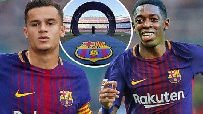 TIN CHUYỂN NHƯỢNG 17/8: Sếp Barca xác nhận đón 2 bom tấn; Everton CHÍNH THỨC nổ bom tấn 45 triệu bảng