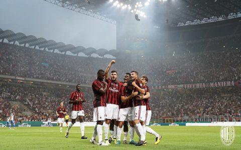 AC Milan lập kỷ lục mới tại Europa League trong ngày đánh bại Craiova