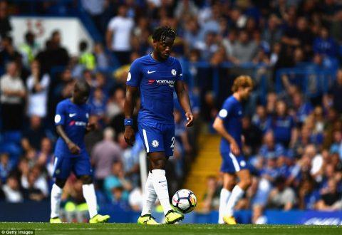 VIDEO: Chelsea 2-3 Burnley (Vòng 1 Ngoại hạng Anh 2017/18)