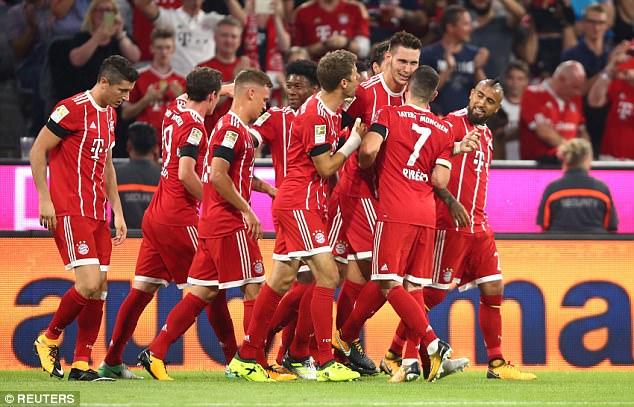 Tân binh thi nhau nổ súng, Bayern Munich hạ đẹp Leverkusen trong ngày khai màn Bundesliga