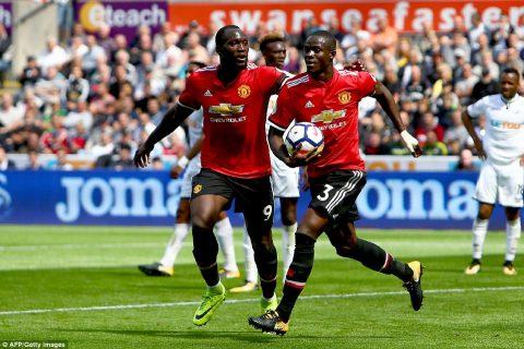 VIDEO: Swansea City 0-4 Man United (Vòng 2 Ngoại hạng Anh 2017/18)