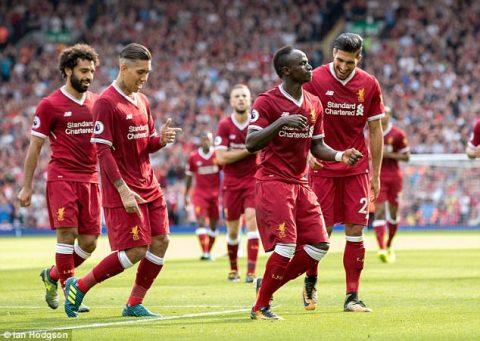 VIDEO: Liverpool 4-0 Arsenal (Vòng 3 Ngoại hạng Anh 2017/18)