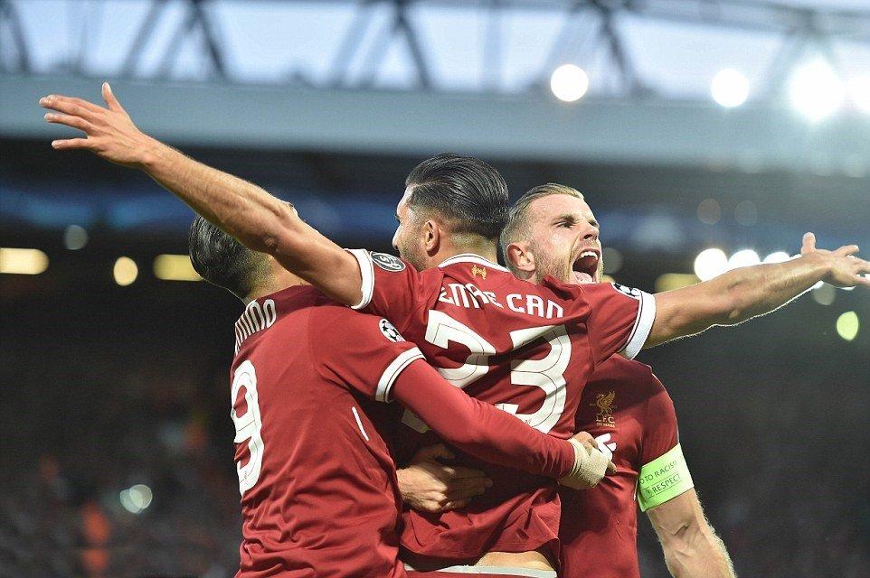 Vượt qua Hoffenheim với cơn mưa bàn thắng, Liverpool chính thức tái xuất Champions League