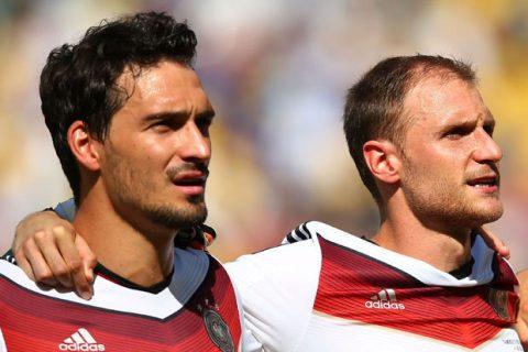 Xác nhận: Trung vệ thép tuyển Đức chờ ngày khoác áo Juventus