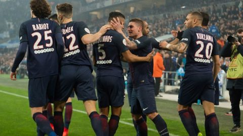 VIDEO: PSG 2-0 Amiens (Vòng 1 Ligue 1 2017/18)