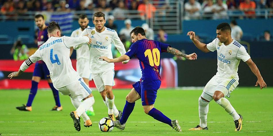Barcelona vs Real Madrid, 03h00 ngày 14/08: Kéo sập Nou Camp