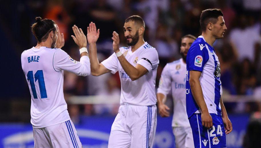 Những thống kê thú vị sau trận mở màn La Liga của Real Madrid