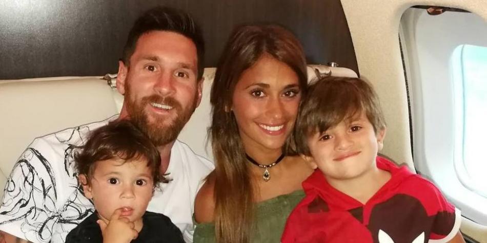 Không chịu thua kém Ronaldo, Messi chuẩn bị làm bố lần thứ 3