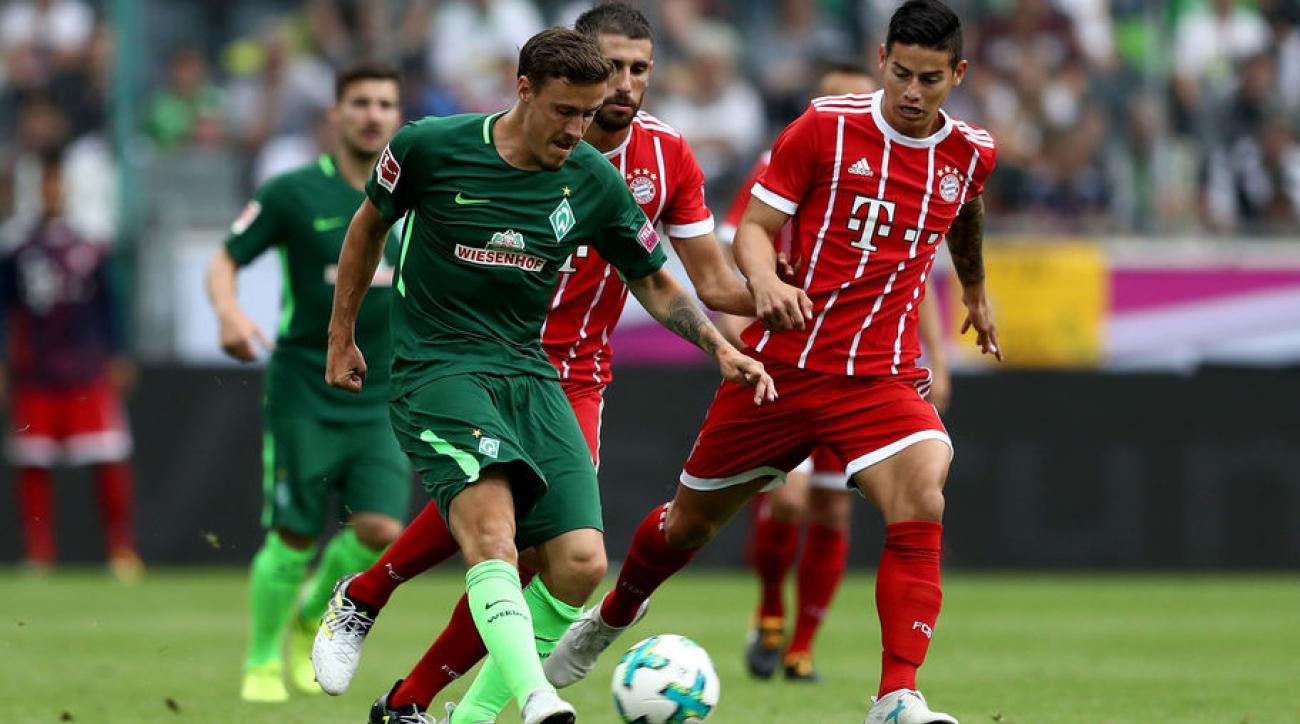 """Werder Bremen vs Bayern Munich, 20h30 ngày 26/8: """"Miếng mồi"""" ngon cho Hùm Xám"""