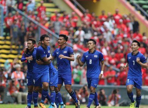 Kết quả U22 Thái Lan vs U22 Campuchia: Đẳng cấp vượt trội
