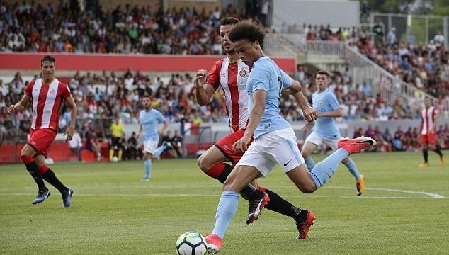 Man City bất ngờ gục ngã trước nhược tiểu Girona