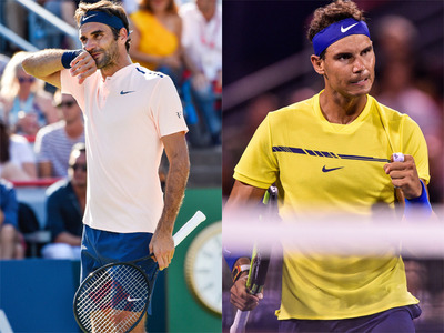 Federer rút lui khỏi Cincinnati, Rafael Nadal chính thức trở lại ngôi vị số 1 TG sau 3 năm