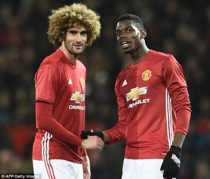 Cựu thuyền trưởng Man United nhận định cực sốc về Pogba và Fellaini