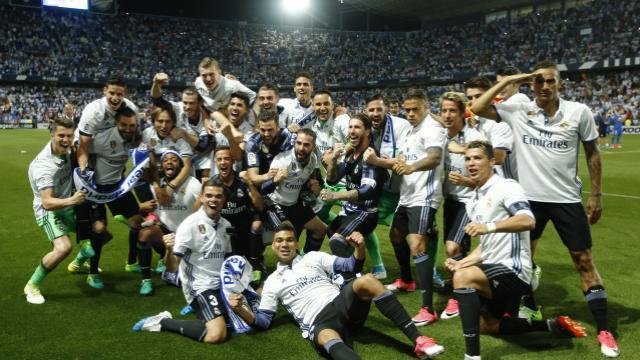 Real Madrid sẽ bảo vệ thành công chức vô địch La Liga nhờ…hiệu số phụ