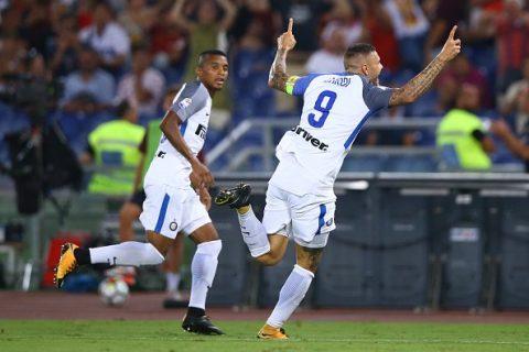 Icardi – Perisic tỏa sáng, Inter khiến Roma ngậm ngùi rời sân Olimpico