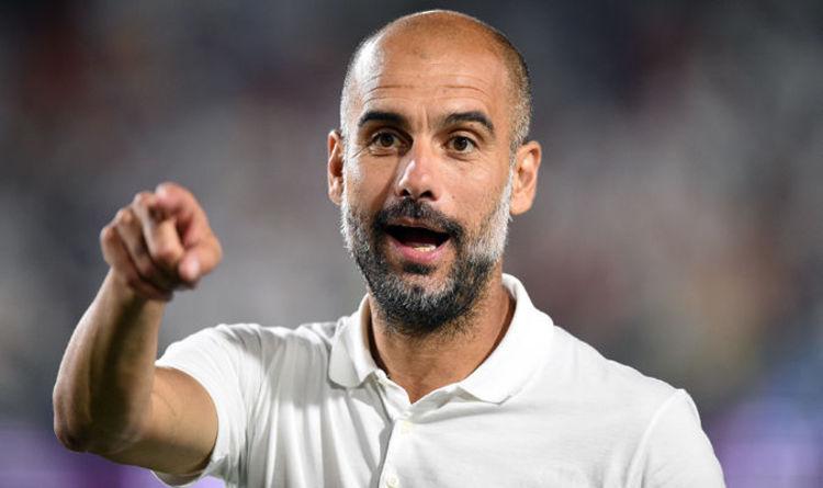 """""""Khoe khéo"""" sức mạnh của Man City, Pep Guardiola đánh tiếng thách thức cả giải Ngoại Hạng Anh"""
