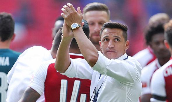 """Sanchez sẽ rời Arsenal ngay ngày mai"""