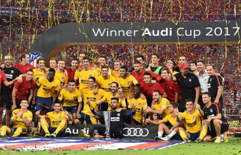 VIDEO: Atletico 1-1 Liverpool (pen: 5-4, Audi Cup)