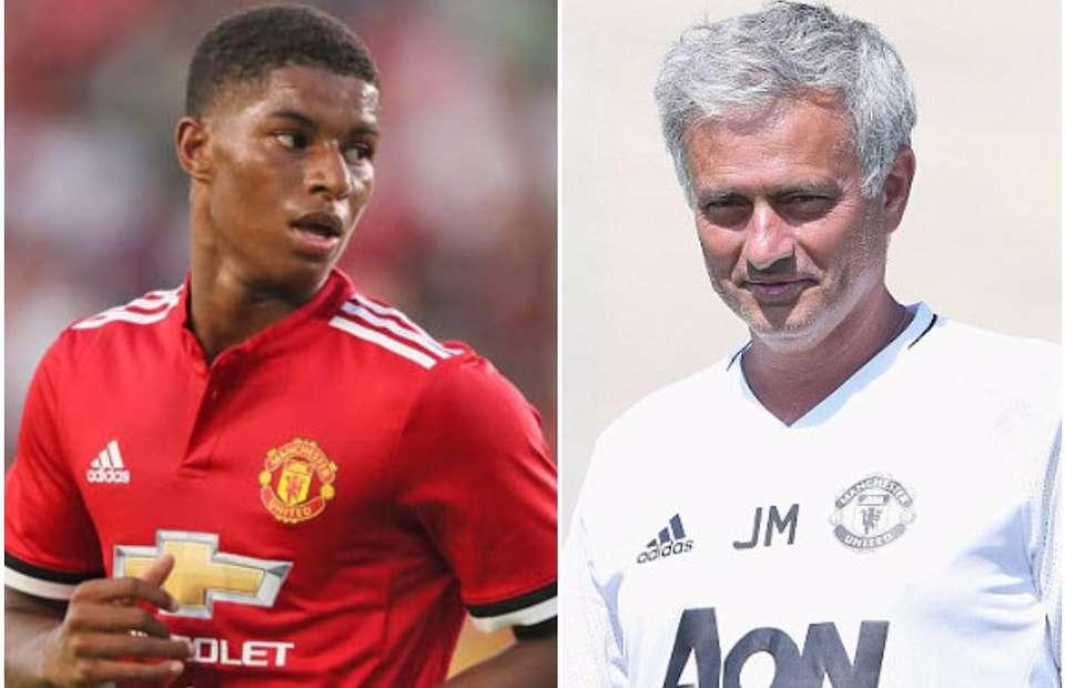 """Jose Mourinho: """"Rashford phải học cách sống chung với áp lực"""""""