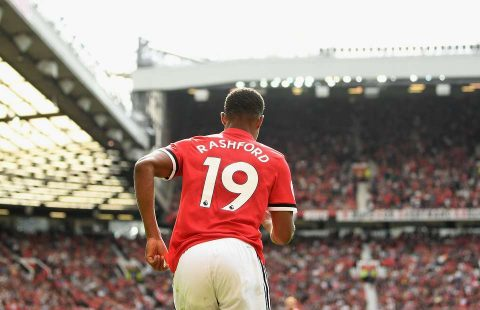 """Tiết lộ lí do Mourinho """"trảm"""" Rashford ở giai đoạn cuối mùa 2016/17"""