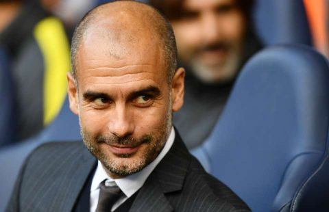 Pep Guardiola cảm thấy tự hào vì… cầm hòa được Everton
