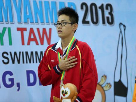 Lâm Quang Nhật dọa bỏ SEA Games nếu phải thi đấu nội bộ