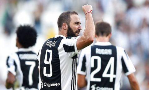 Vùi dập Cagliari, Juventus có khởi đầu thuận lợi trên con đường bảo vệ ngôi vương Serie A