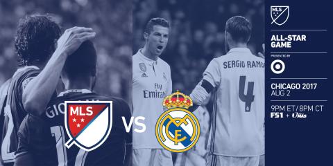 MLS-All Star vs Real Madrid, 8h00 ngày 03/08: Kaka tái ngộ đội bóng cũ