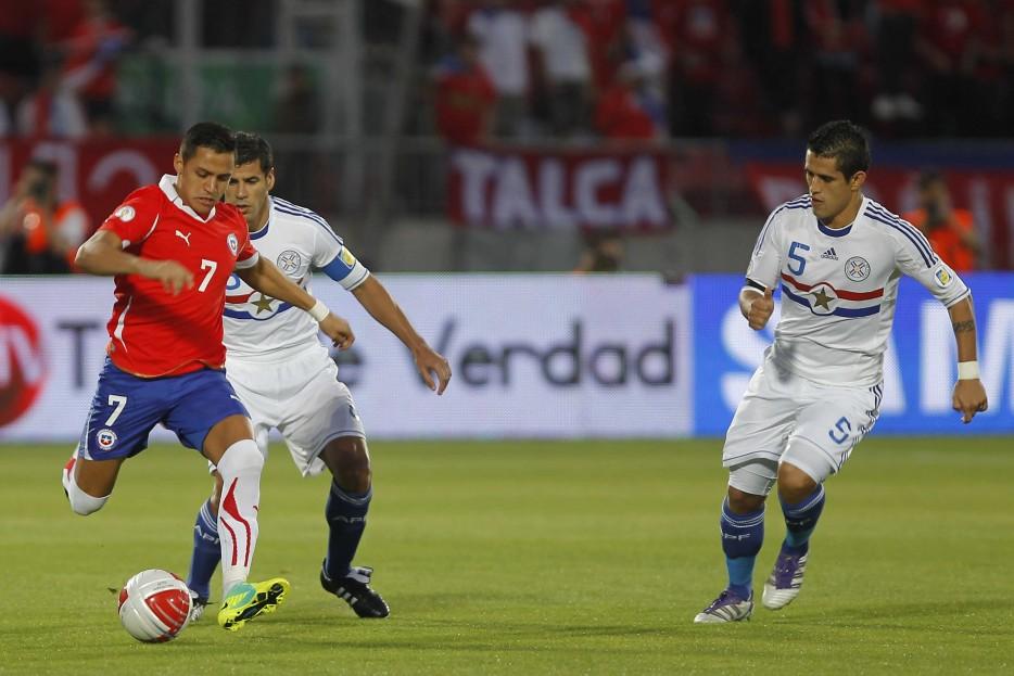 Chile vs Paraguay, 05h30 ngày 01/9: Mục tiêu top 4