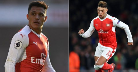"""Huyền thoại Liverpool xúi Sanchez và Chamberlain máu chóng """"đào thoát"""" khỏi Emirates"""
