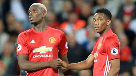 Anthony Martial: Hãy như Pogba, đi để trở về trong hào quang