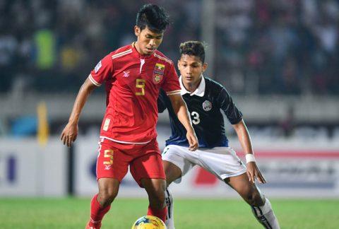"""Quyết chiến chủ nhà, U22 Myanmar mang """"Ronaldo"""" đến Malaysia"""